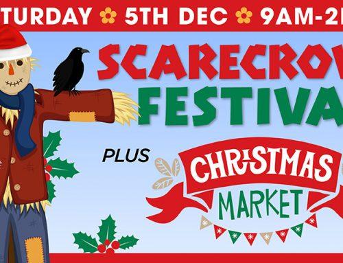 Scarecrow Festival & Christmas Fair – Saturday December 5th